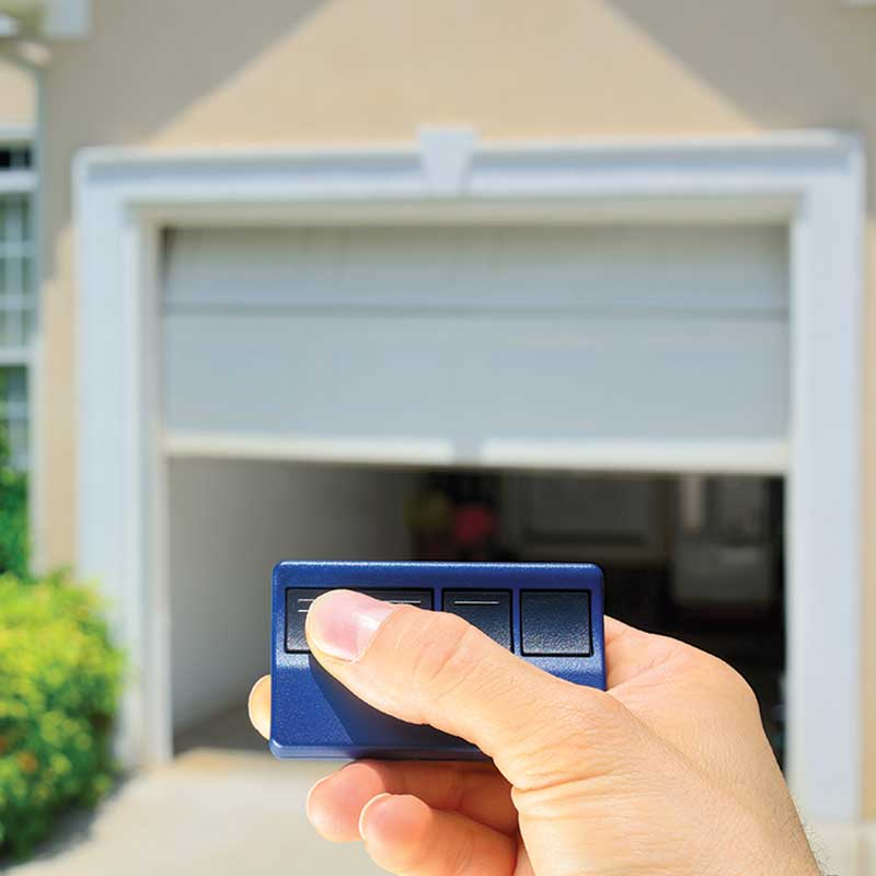 Image of garage door opener. Garage Door Openers - Repair & New Openers - Roseville CA - Tai's Garage Doors & Locksmith
